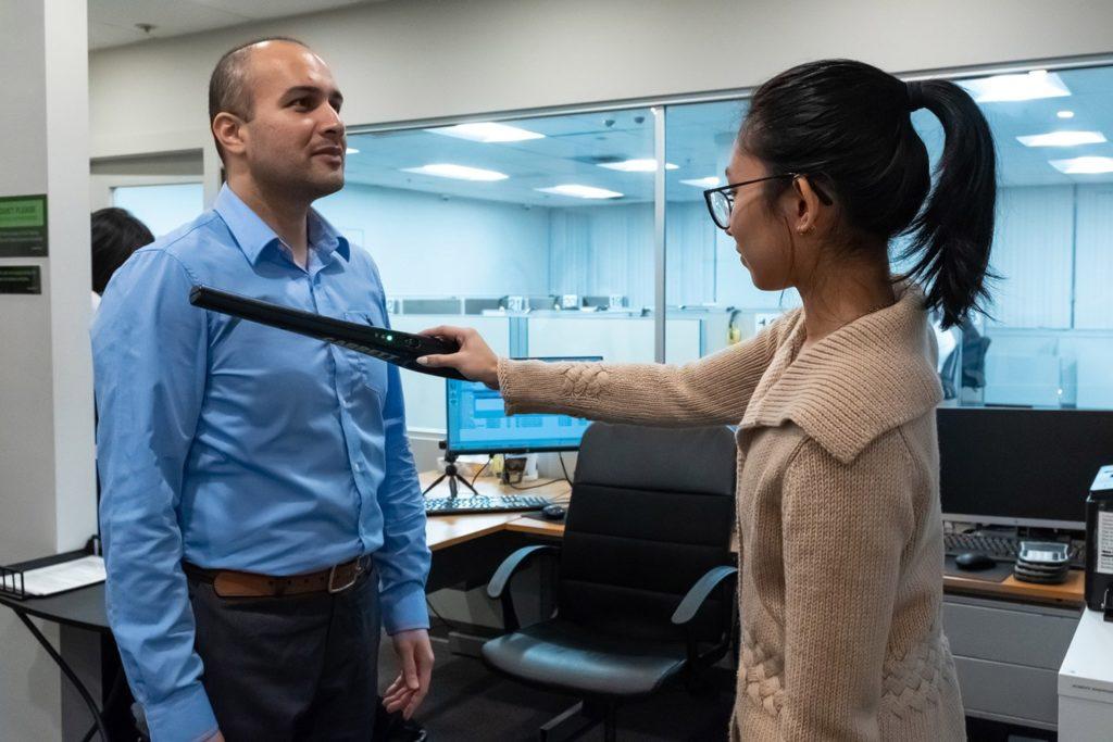 Security Procedures at Prometric Testing Center